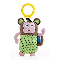 image of Taf Toys™ Development Marco the Monkey Rattling Soft Toy