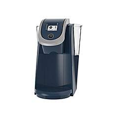 image of Keurig® 2.0 K200 Series Plus Brewing System in Denim