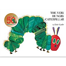 image of The Very Hungry Caterpillar by Eric Carle