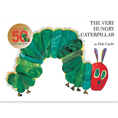 The Very Hungry Caterpillar by Eric Carle - buybuy BABY