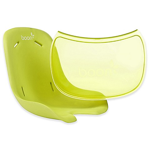 boon flair high chair seat pad and tray liner set buybuy baby