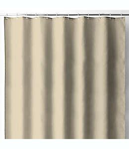 Forro de tela para cortina de baño Wamsutta®, con ventosas, 1.77 x 1.82 m en lino