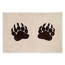 image of Avanti Cabin Words 20-Inch x 30-Inch Bath Rug