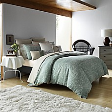 image of ED Ellen DeGeneres Eden Reversible Comforter Set in Light Green