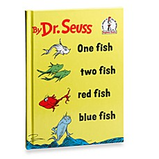 image of Dr. Seuss' One FishTwo FishRed Fish. Blue Fish