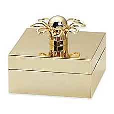 kate spade new york Keaton Street™ Jewelry Box in Gold