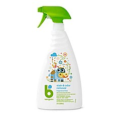 image of Babyganics® 32 oz. Fragrance-Free Stain Remover