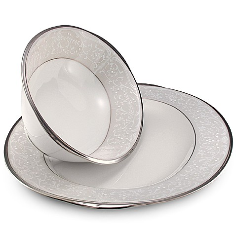 Noritake® Silver Palace Oval Vegetable Bowl