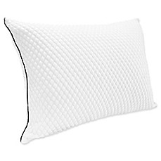 image of Therapedic® TrucCool® Back/Stomach Down Alternative Pillow in White
