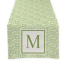 image of Spring Botanical II 90-Inch Table Runner