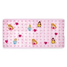 Image Of Ginsey Disney Princesses Bath Tub Mat
