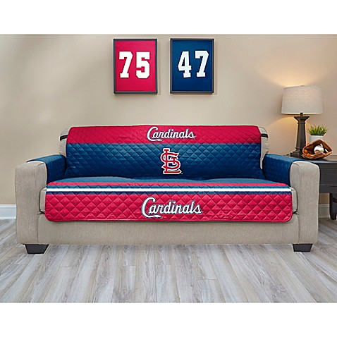 MLB St. Louis Cardinals Sofa Cover