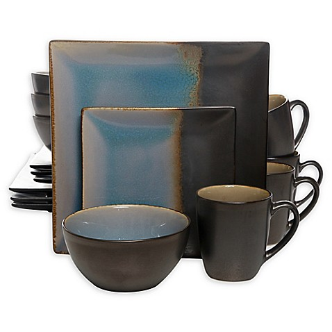 Gibson Home Kaidence 16-Piece Dinnerware Set  sc 1 st  Bed Bath \u0026 Beyond & Gibson Home Kaidence 16-Piece Dinnerware Set - Bed Bath \u0026 Beyond