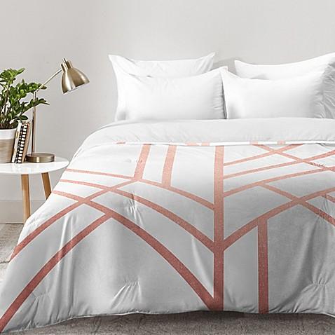 Deny Designs Elisabeth Fredriksson Art Deco Comforter In