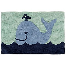 Bon Saturday Knight Set Sail Bath Rug