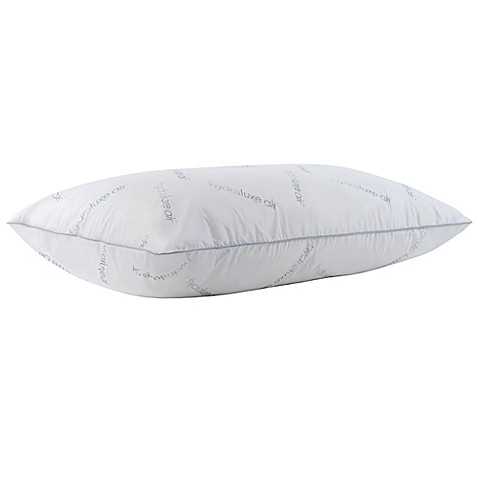 Hydraluxe Air Plush Cooling Fiber Pillow Bed Bath Amp Beyond