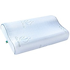 image of PharMeDoc® Contour Memory Foam Pillow with Cooling Gel