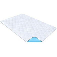 image of PharMeDoc® Waterproof Twin Mattress Protector