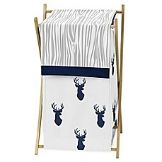 image of Sweet Jojo Designs Woodland Deer Hamper