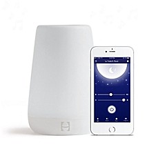 image of Hatch Baby Rest Sound Machine with Night Light in White