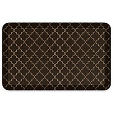 image of gelpro newlife lattice designer comfort mat. Interior Design Ideas. Home Design Ideas