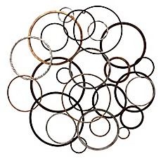 Wall Decor Metal metal wall decor - bed bath & beyond