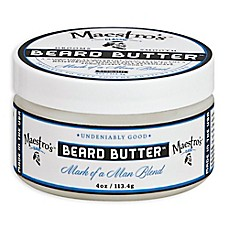 image of Maestro's™ Classic 4 oz. Mark of a Man Blend Beard Butter™