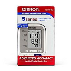 image of Omron Automatic Blood Pressure Monitor