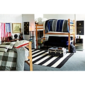 image of Americana Stripe Preppy Room