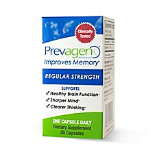 image of Prevagen® 30-Count Clearer Thinking Dietary Supplement