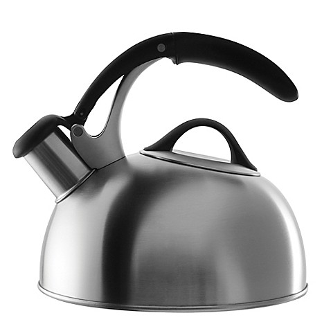 OXO Good Grips® Pick Me Up 1 8/10-Quart Kettles in Brushed Stainless Steel