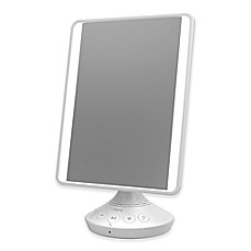 image of iHome Reflect Mirror in White