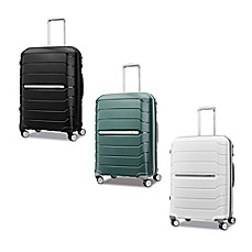 image of Samsonite® Freeform 24-Inch Double-Wheeled Spinner Suitcase
