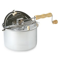image of Wabash Valley Farms™ The Original Whirley Pop™ Stovetop Popcorn Popper