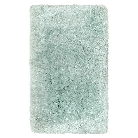 Paramount 2-Foot 2-Inch x 3-Foot 8-Inch Decorative Shag Bedside Rug