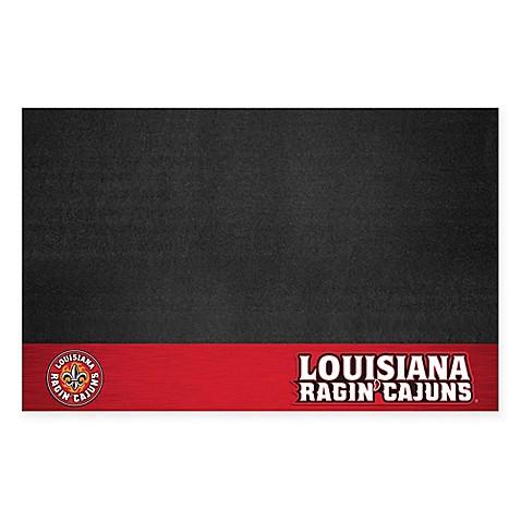 University Of Louisiana Lafayette 26 Quot X 42 Quot Grill Mat