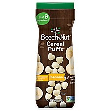 image of Beech-Nut® 1.48 oz. Banana Cereal Puffs™