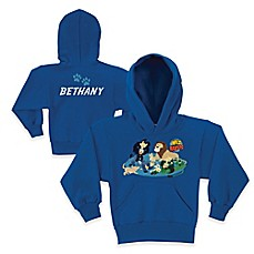 image of Wild Kratts™ Lion Friends Pullover Hoodie in Blue