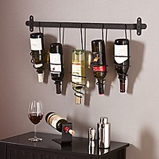 image of Southern Enterprises Almeria Wall Wine Rack