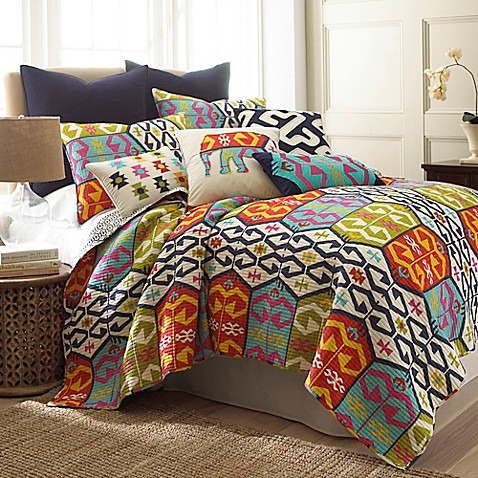Levtex Home Moesha Reversible Quilt Set