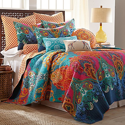 Levtex Home Madalyn Reversible Quilt Set Bed Bath Amp Beyond
