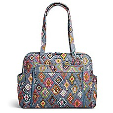 image of Vera Bradley® Painted Medallion Stroll Around Baby Bag