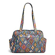 image of Vera Bradley Painted Medallion Stroll Around Baby Bag