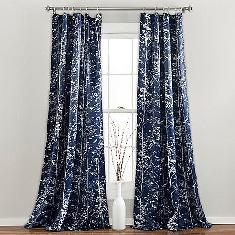 Bed Bath And Beyond Solid Color Curtain