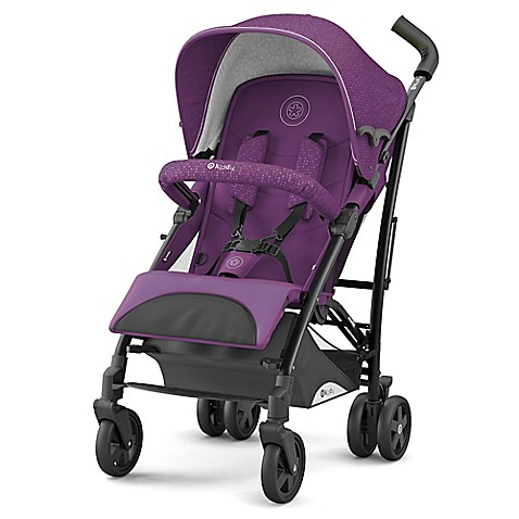 lightweight strollers kiddy evocity 1 stroller in royal purple from buy buy baby. Black Bedroom Furniture Sets. Home Design Ideas