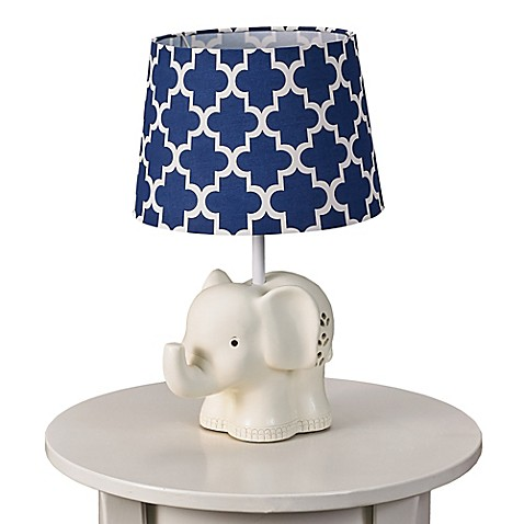 Wonderful Living Textiles Elephant Lamp Base And Shade