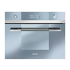 image of Smeg Linea 24-Inch Built-In Speed Oven