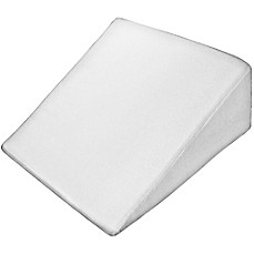 image of PharMeDoc® Orthopedic Wedge Pillow in White