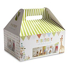 image of Sophie La Girafe® My Birthday Kit