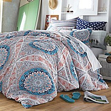 Attractive Image Of Hang Ten Surfboard Medallion Reversible Comforter Set